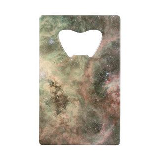 Tentacles of the Tarantula Nebula Wallet Bottle Opener