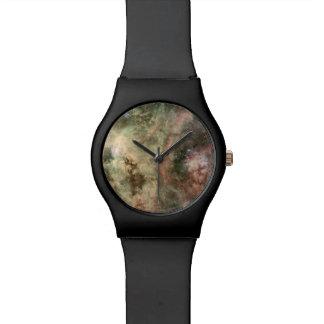 Tentacles of the Tarantula Nebula Wristwatch