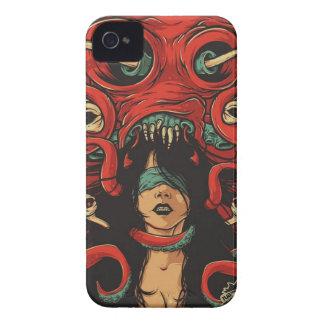 Tentáculos Funda Para iPhone 4 De Case-Mate