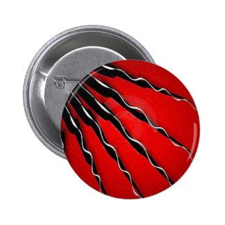 Tentáculos Pin Redondo De 2 Pulgadas