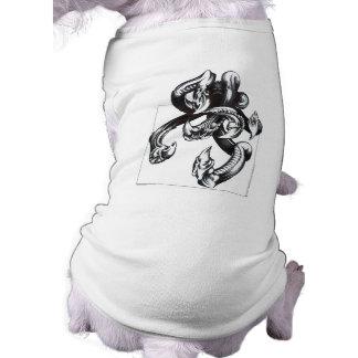 Tentáculos Camisas De Mascota
