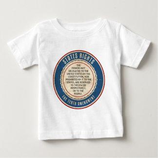 Tenth Amendment Baby T-Shirt