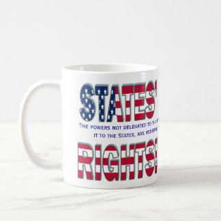 Tenth Amendment Classic White Coffee Mug