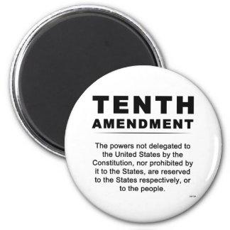 Tenth Amendment Magnet