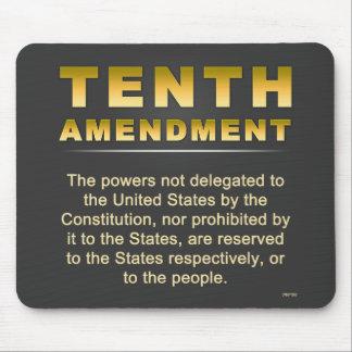 Tenth Amendment Mouse Pad