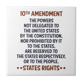 Tenth Amendment Tile