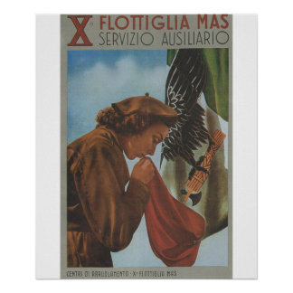 Tenth flotilla Propaganda Poster
