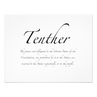 Tenther Personalized Invites