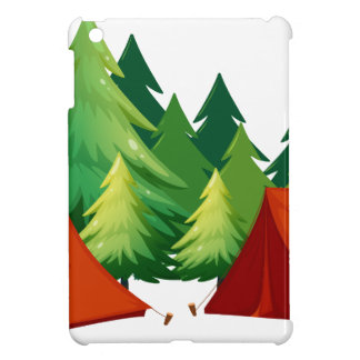 tents iPad mini covers