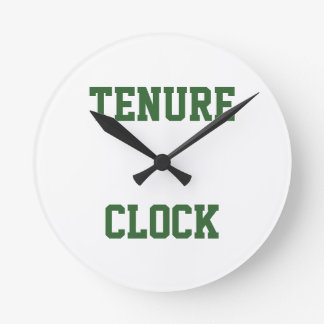 Tenure Clock - Superstar