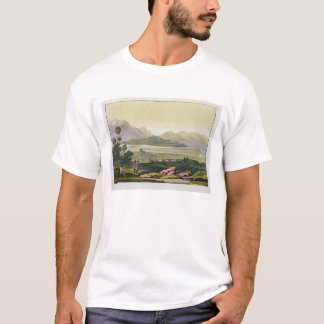 Teocalli, the Great Temple at Tenochtitlan, Mexico T-Shirt