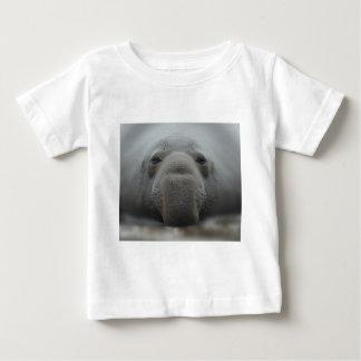 Teodor, The Elephant Sea, Pretty Face Baby T-Shirt