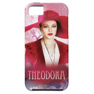Teodora iPhone 5 Carcasas