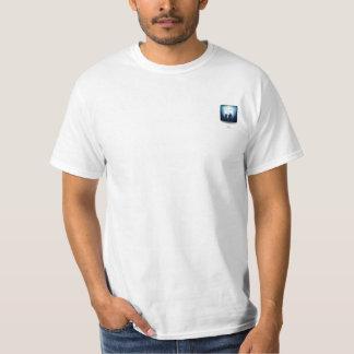 Teología de la camiseta del cuerpo poleras