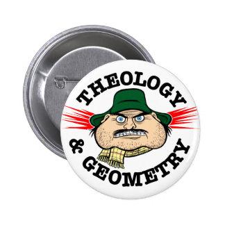 Teología y geometría pins