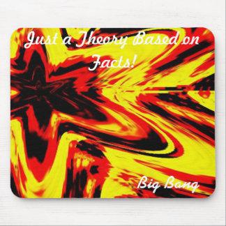 Teoría de Big Bang Alfombrillas De Ratón