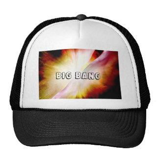 Teoría de Big Bang Gorros Bordados
