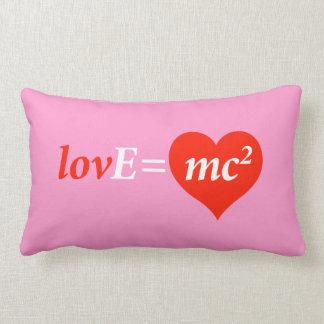 Teoría de la ecuación del amor cojín lumbar