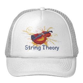 Teoría de la secuencia gorra