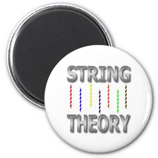 teoría de la secuencia imanes para frigoríficos
