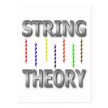 teoría de la secuencia postal