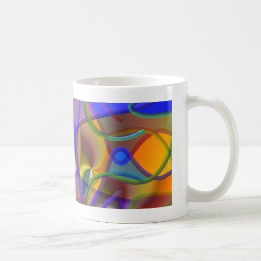 Teoría de la secuencia tazas de café