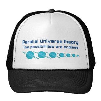 Teoría paralela del universo gorro de camionero