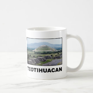 Teotihuacan Coffee Mug
