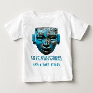 Teotihuacan mask baby T-Shirt