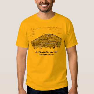 Teotihuacan, Mexico T-shirt