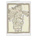 Teotihuacan Warrior Cards