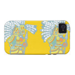 Teotihuacan Warriors Case-Mate iPhone 4 Case