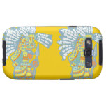 Teotihuacan Warriors Galaxy S3 Cases