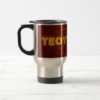 TEOTWAWKI Funny Prepper Survival 15 Oz Stainless Steel Travel Mug