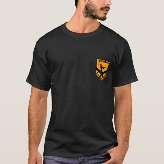 TEOTWAWKI Marksman Shirt (Yellow Print)