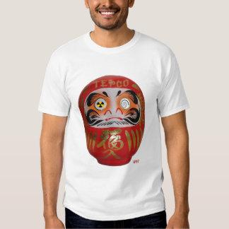 Tepco Lucky Daruma Doll T-shirt