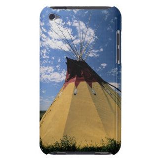 Tepee near Little Bighorn Battlefield iPod Touch Case-Mate Case