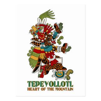 Tepeyollotl Postcard