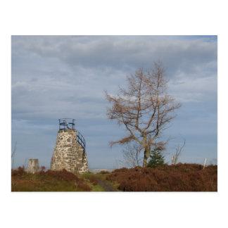 Tepi Tower Aberdeen Scotland Postcard