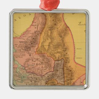 Tepic, Nayarit Metal Ornament