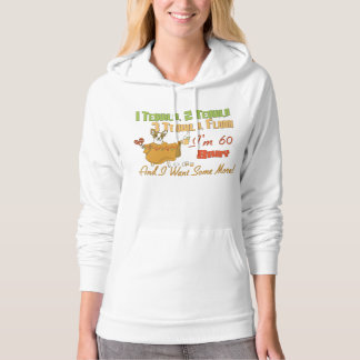 Tequila 60th Birthday Party Collection Hoodie