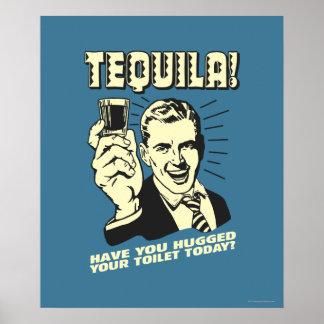 Tequila: Abrazó su retrete hoy Póster