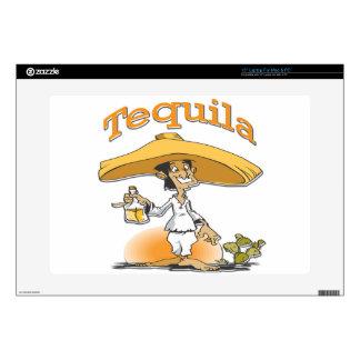Tequila Cactus Mexican Sombrero Laptop Skins