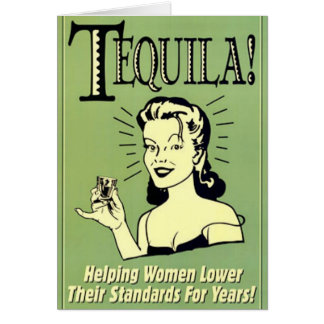 Tequila Card