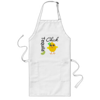 Tequila Chick Apron