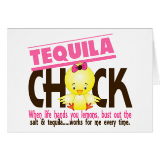 Tequila Chick Cards