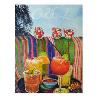 ¡Tequila de Margarita viejo! Postales