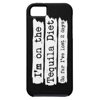 Tequila Diet Case iPhone 5 Case