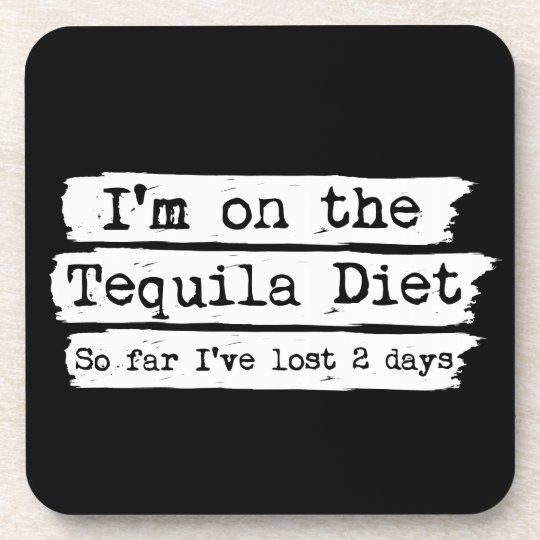 Tequila Diet Coasters