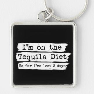 Tequila Diet Deluxe Keychain